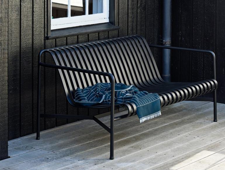 Palissade lounge sofa Hay