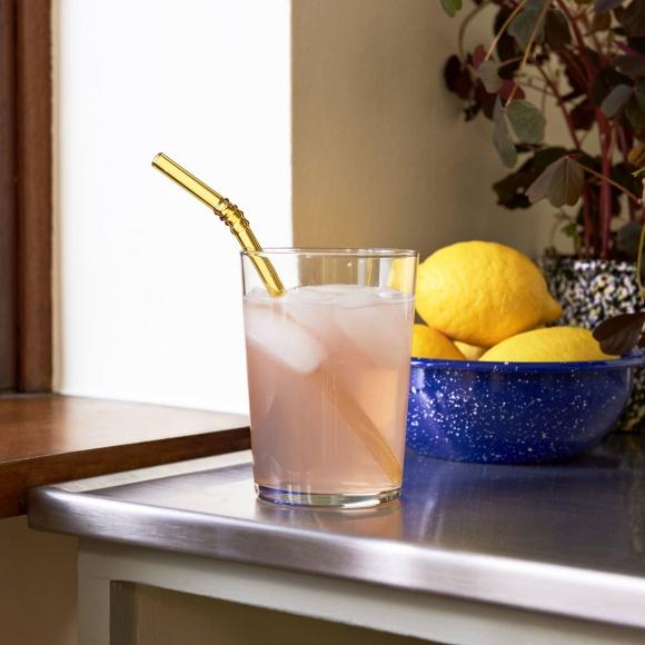sip glazen rietjes Hay